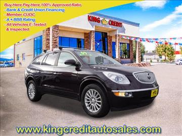 2009 Buick Enclave for sale in Thornton, CO