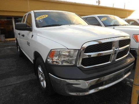 2014 RAM Ram Pickup 1500 for sale in Miami, FL
