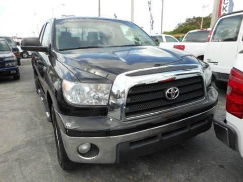 2008 Toyota Tundra for sale in Miami, FL