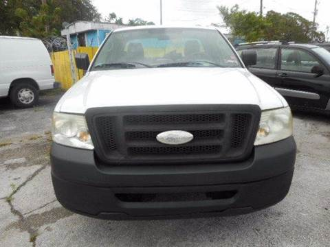 2008 Ford F-150 for sale in Miami, FL