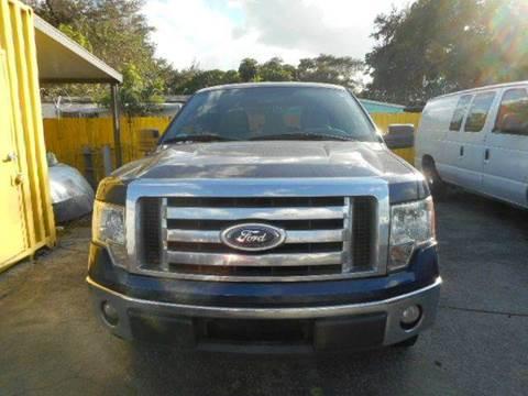 2012 Ford F-150 for sale in Miami, FL