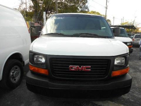 2014 GMC Savana Cargo for sale in Miami, FL