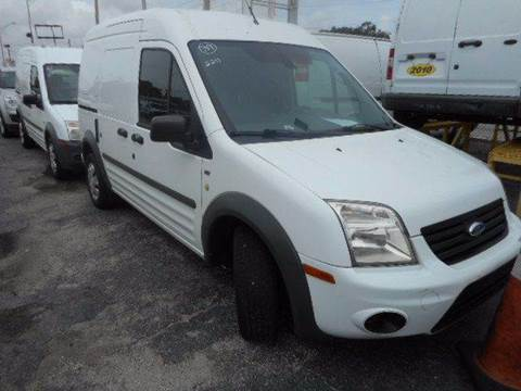 2011 Ford Transit Connect for sale in Miami, FL