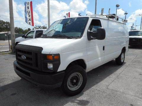 2008 Ford E-Series Cargo for sale in Miami, FL
