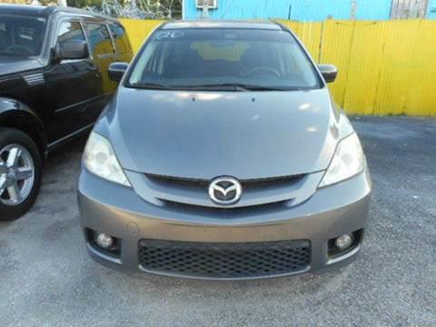 2007 Mazda MAZDA5 for sale in Miami, FL