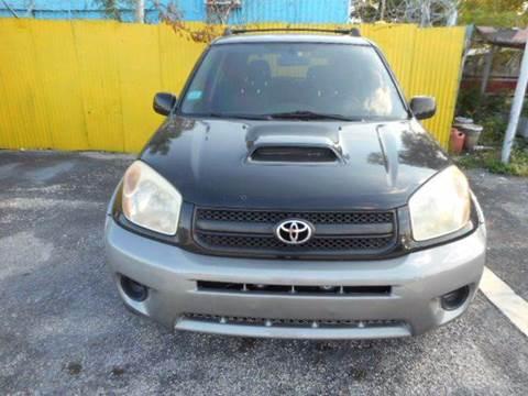 2004 Toyota RAV4 for sale in Miami, FL