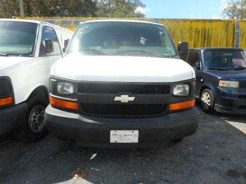 2007 Chevrolet Express Cargo for sale in Miami FL