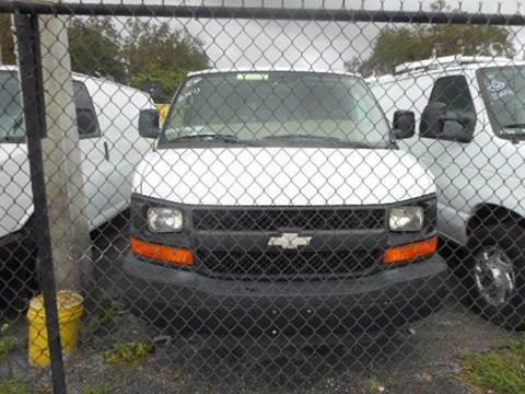 2008 Chevrolet Express Cargo for sale in Miami, FL