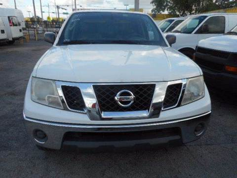 2010 Nissan Frontier for sale in Miami, FL