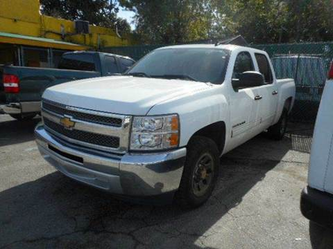 Twins Auto Mall >> 2013 Chevrolet Silverado 1500 For Sale in Miami, FL - Carsforsale.com