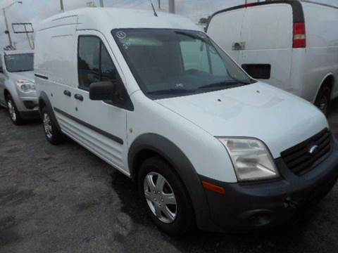 2013 Ford Transit Connect for sale in Miami, FL