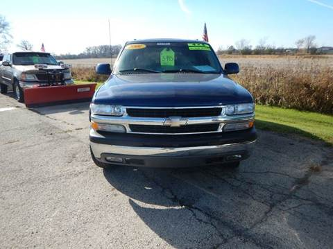 2001 Chevrolet Suburban for sale in Fond Du Lac, WI