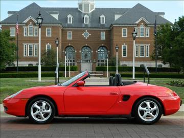2000 Porsche Boxster for sale in Carmel, IN