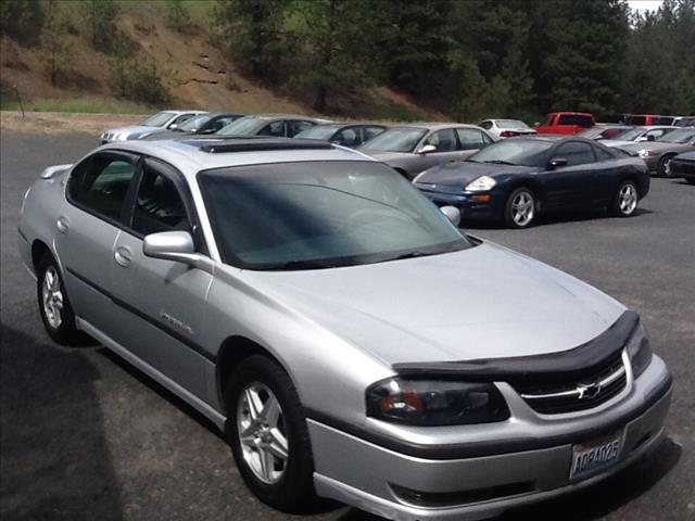 Chevrolet Impala Suspension Problems and Repair Descriptions at ...