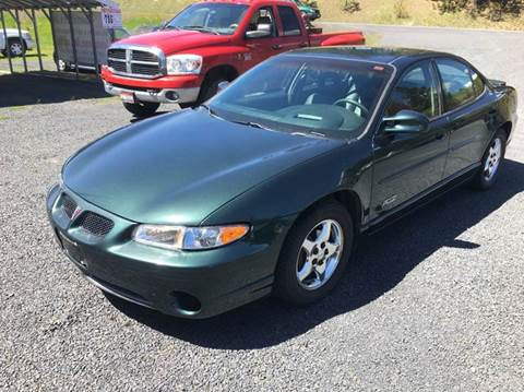 1998 Pontiac Grand Prix for sale in Troy, ID