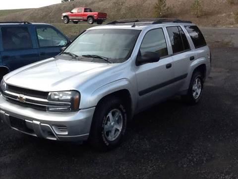 2005 Chevrolet TrailBlazer for sale in Troy, ID