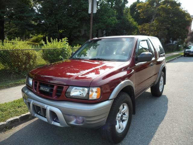 2002 Isuzu Rodeo Sport for sale in Belleville NJ