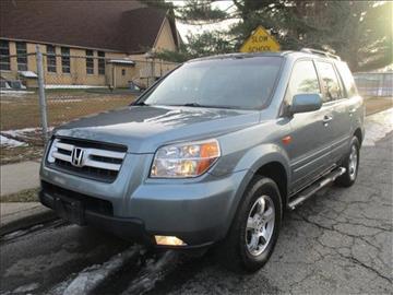 2006 Honda Pilot for sale in Butler, NJ