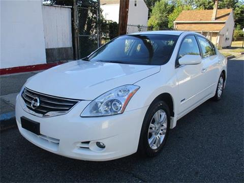 2011 Nissan Altima Hybrid for sale in Paterson, NJ