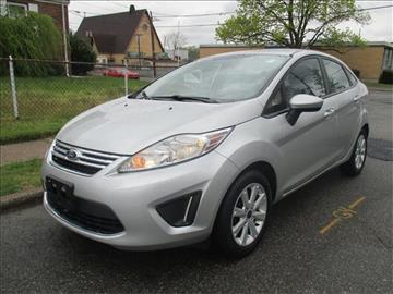 2012 Ford Fiesta for sale in Paterson, NJ