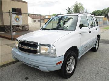 2002 Chevrolet Tracker for sale in Paterson, NJ