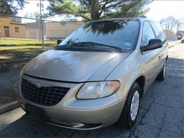 2003 Chrysler Voyager for sale in Paterson, NJ