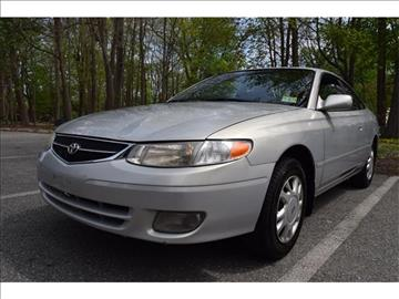 1999 toyota camry for sale new jersey for 1999 toyota camry window problems