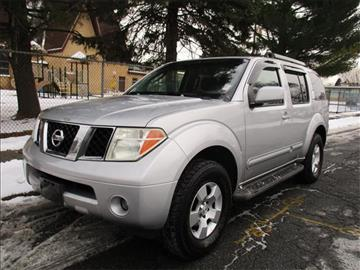 2006 Nissan Pathfinder for sale in Butler, NJ