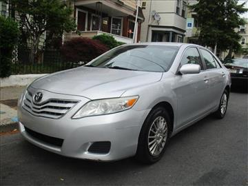 2011 Toyota Camry for sale in Paterson, NJ