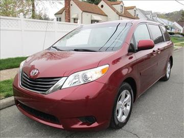 2011 Toyota Sienna for sale in Paterson, NJ