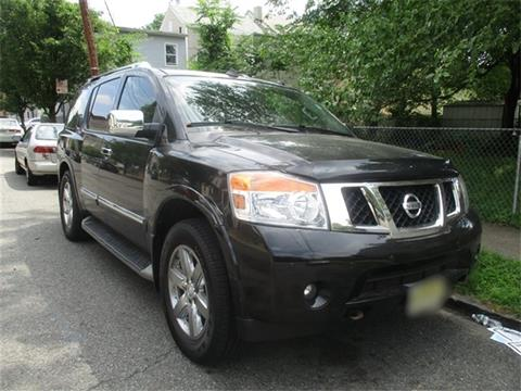 used nissan armada for sale in new jersey. Black Bedroom Furniture Sets. Home Design Ideas