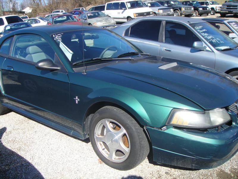 2001 ford mustang for sale in lombard il. Black Bedroom Furniture Sets. Home Design Ideas
