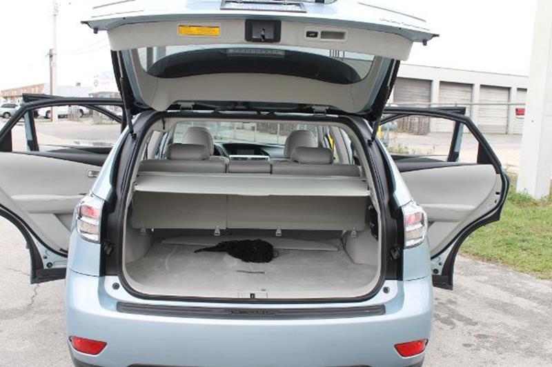 2010 Lexus RX 350 Base 4dr SUV - Fort Lauderdale FL