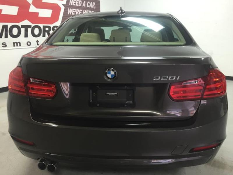 2015 BMW 3 Series 328i 4dr Sedan - Fort Lauderdale FL