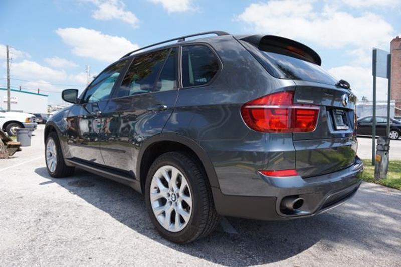 2012 BMW X5 AWD xDrive35i Premium 4dr SUV - Fort Lauderdale FL