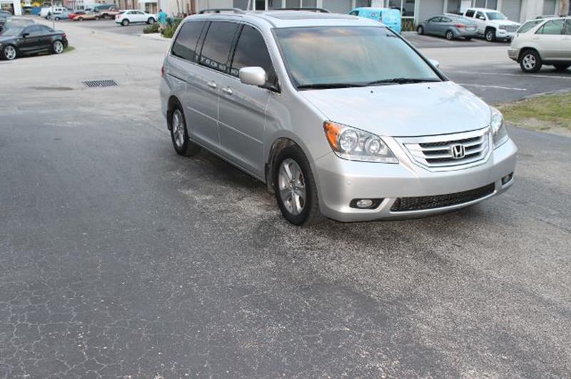 2010 Honda Odyssey Touring 4dr Mini Van In Fort Lauderdale FL