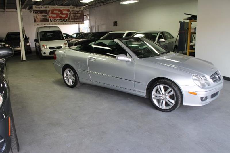 2006 Mercedes-Benz CLK CLK 350 2dr Convertible - Fort Lauderdale FL
