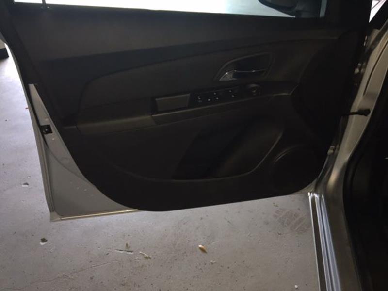 2016 Chevrolet Cruze Limited 1LT Auto 4dr Sedan w/1SD - Fort Lauderdale FL