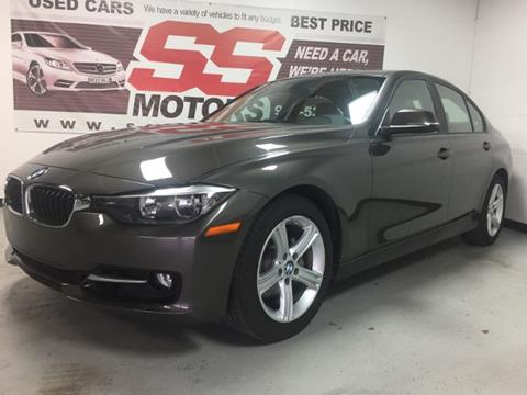 2015 BMW 3 Series for sale in Fort Lauderdale, FL