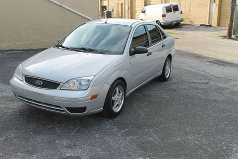 2007 Ford Focus for sale in Fort Lauderdale, FL