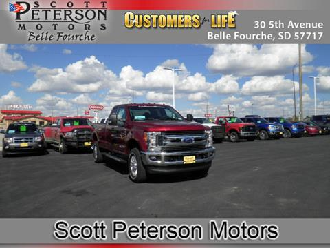 2017 Ford F-350 Super Duty for sale in Belle Fourche, SD