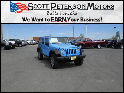 jeep for sale in south dakota On scott peterson motors belle fourche