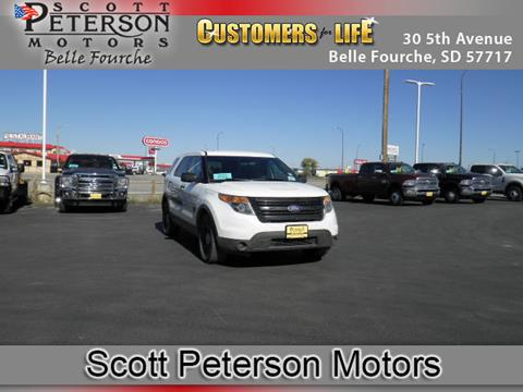 2014 Ford Explorer for sale in Belle Fourche SD