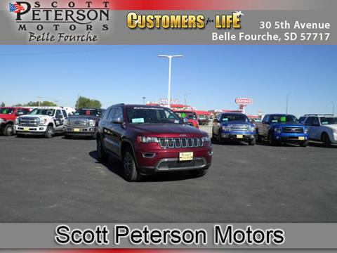 2017 Jeep Grand Cherokee for sale in Belle Fourche SD