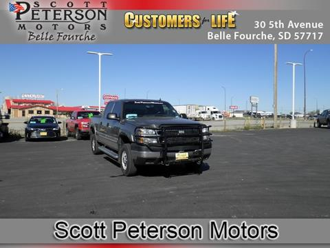 2006 Chevrolet Silverado 2500HD for sale in Belle Fourche, SD