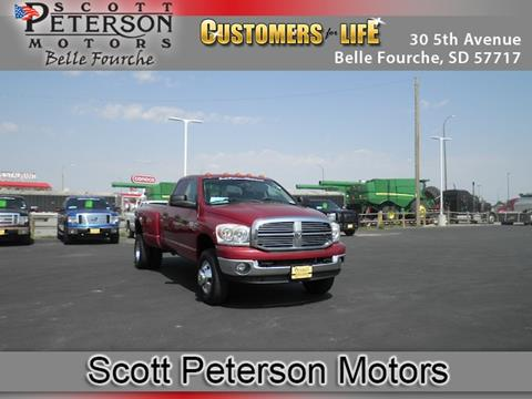 2008 Dodge Ram Pickup 3500 for sale in Belle Fourche SD