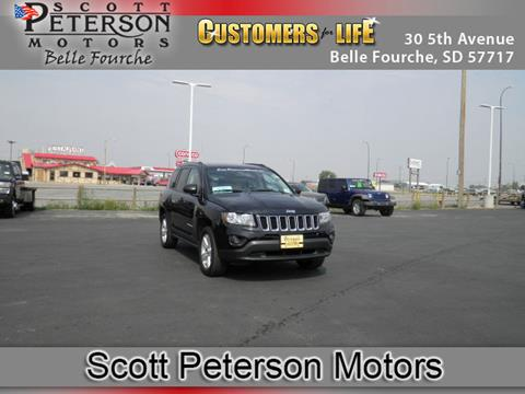 2017 Jeep Compass for sale in Belle Fourche SD