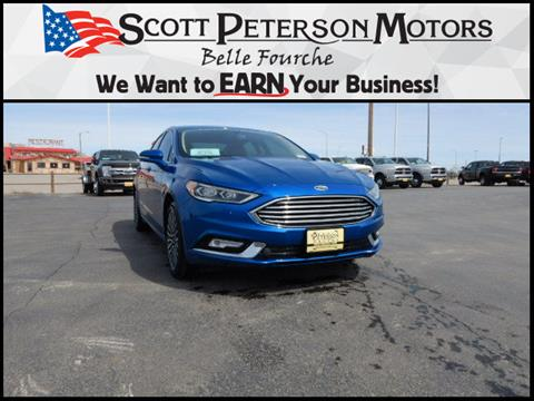 2017 Ford Fusion for sale in Belle Fourche, SD