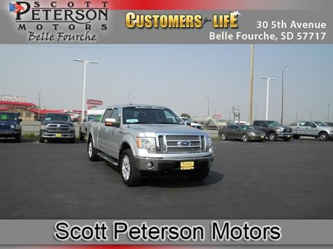2011 Ford F-150 for sale in Belle Fourche, SD
