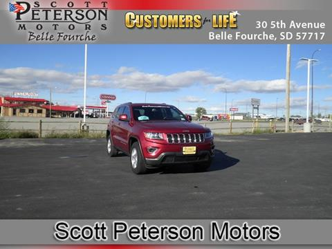 2014 Jeep Grand Cherokee for sale in Belle Fourche, SD